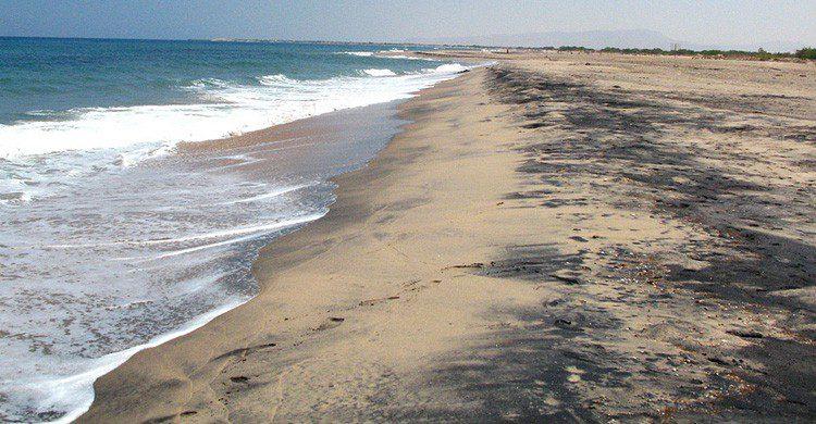 La costa de Somalia, lugar de radioactividad (Fuente: Daniele Bora / Flickr)