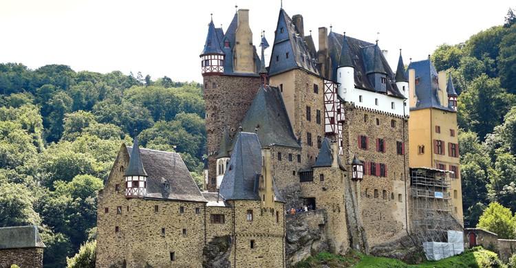 castillos de alemania
