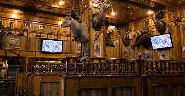 Harat´s Pub en Samara, Rusia (Fuente: welcome2018.com)