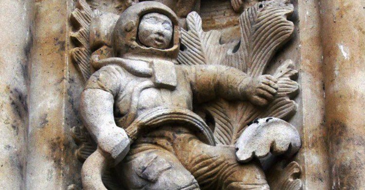 iguras en las catedrales de España