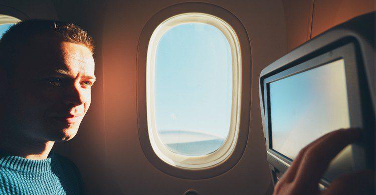 personalidad según dónde te sientas en el avión