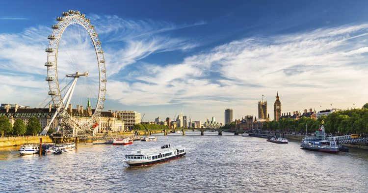 Londres, la capital británica (Istock)