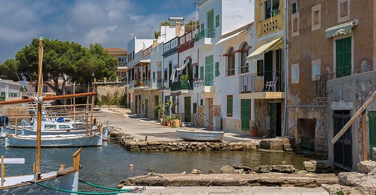 Puerto de Portocolom