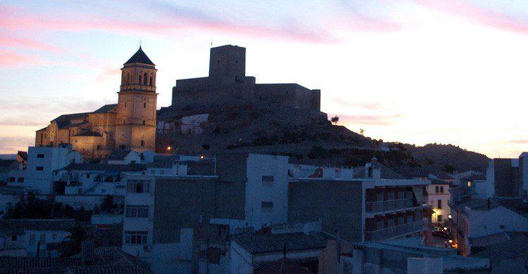 Vistas de Priego, Cuenca (Fuente: Juliette Gibert / Flickr)