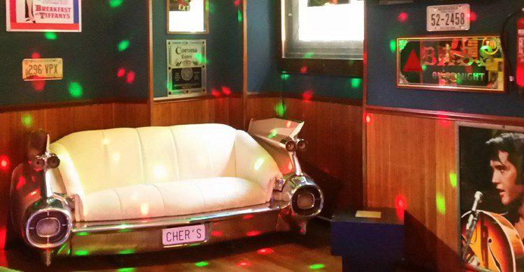 El mítico karaoke Cher´s en Madrid (Fuente: cherskaraoke.com)