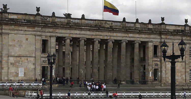 El Congreso de la República en Colombia (Fuente: Ellas Rovielo / Flickr)