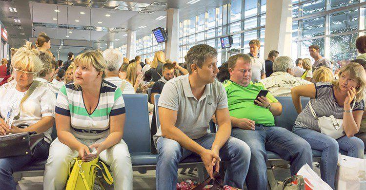Los pasajeros resultaron ilesos y pudieron volver a la normalidad (iStock)