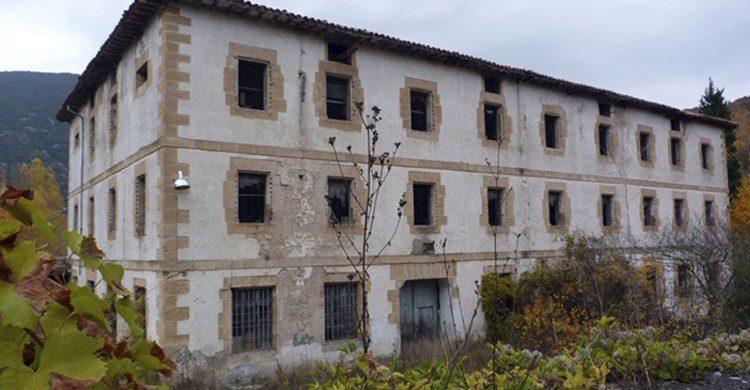 carceles abandonadas de España