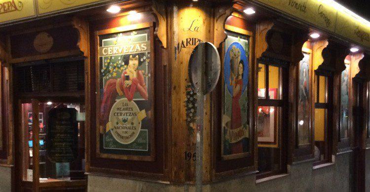 El entreñable karaoke La Maripepa (Fuente: lamaripepa.com)