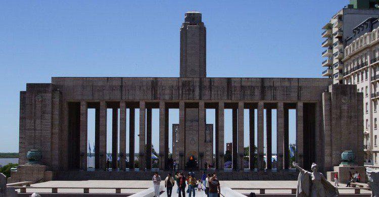 La poblada ciudad de Rosario en Argentina (Fuente: Patricio Molina / Flickr)
