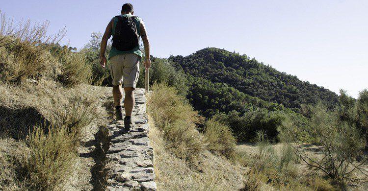 El Saltillo, 16 kilómetros ida y vuelta (Fuente: Flickr / Active Andalus)