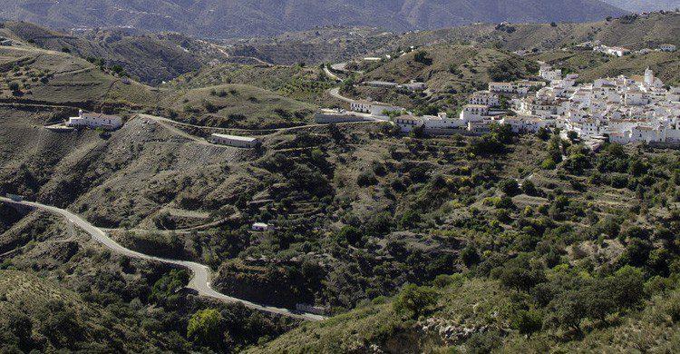 Vistas del entorno de El Saltillo (Fuente: Flickr / Active Andalus)