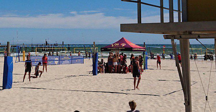Las playas de Adelaida en Australia (Fuente: Leo Gaggl / Flickr)
