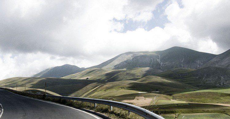 De ruta por los Apeninos en Italia (Fuente: Ramon Cutanda Lopez / Flickr)
