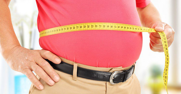 tasa de obesidad