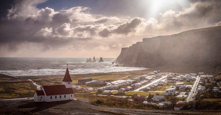 Sol de septiembre en Islandia (Fuente: Andrés Nieto Porras / Flickr)