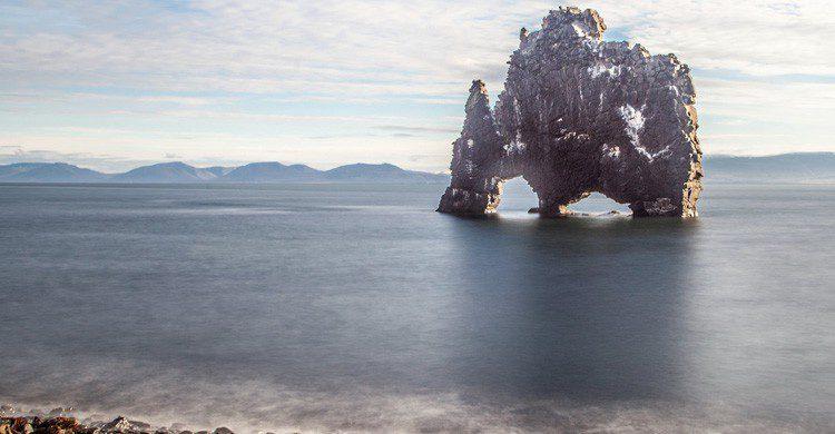 ¿Quién dijo que Islandia no es bonito en verano y hace calor? (Fuente: Andrés Nieto Porras / Flickr)