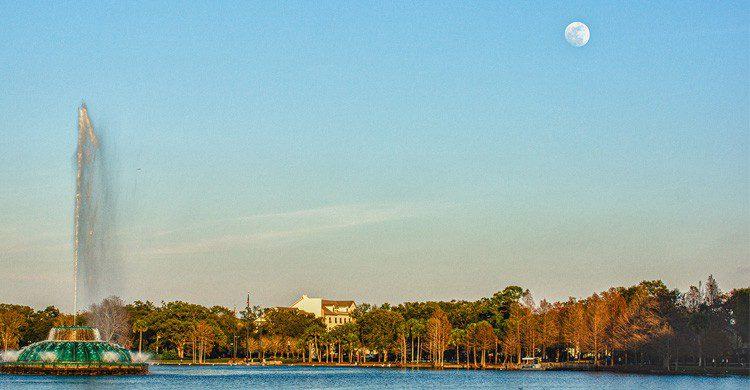 La ciudad del estado de Florida, Orlando (Fuente: Ricardo Photography / Flickr)