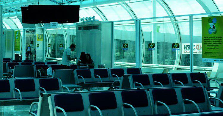 Salir tarde y llegar en hora en avión, curiosidades que pasan (Fuente: Rodrigo Soldon / Flickr)Salir tarde y llegar en hora en avión, curiosidades que pasan (Fuente: Rodrigo Soldon / Flickr)Salir tarde y llegar en hora en avión, curiosidades que pasan (Fuente: Rodrigo Soldon / Flickr)