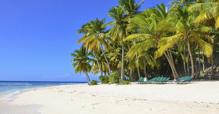 Playas impresionantes de Punta Cana. (iStock)