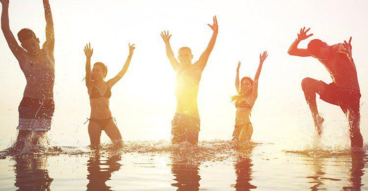Algunos de los destinos preferidos por los universitarios son Riviera Maya, Punta Cana o un crucero (iStock)