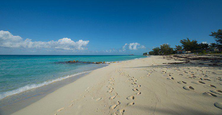 Islas Bimini, en Bahamas