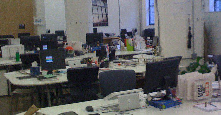 Las oficinas se vacían en verano (Fuente: Petrr / Flickr)