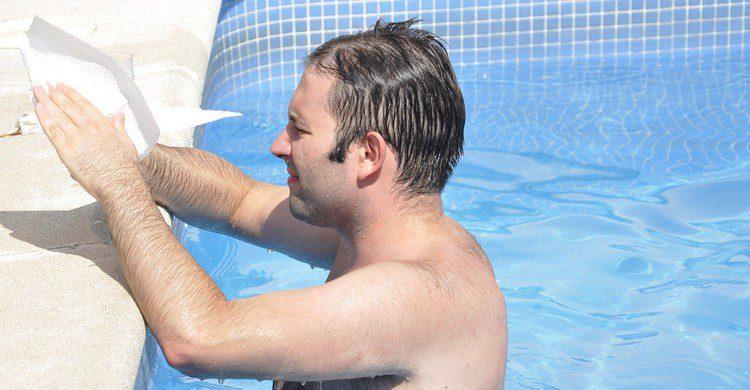¡Que ganas de buen tiempo para disfrutar de la piscina! (Fuente: Luis Guerrero / Flickr)