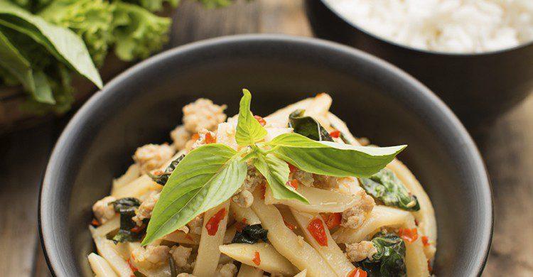 Descubre la maravillosa gastronomía asiática (iStock)