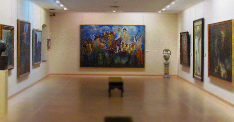 El Museo de Bellas Artes de Asturias (Fuente: mothabox / Flickr)