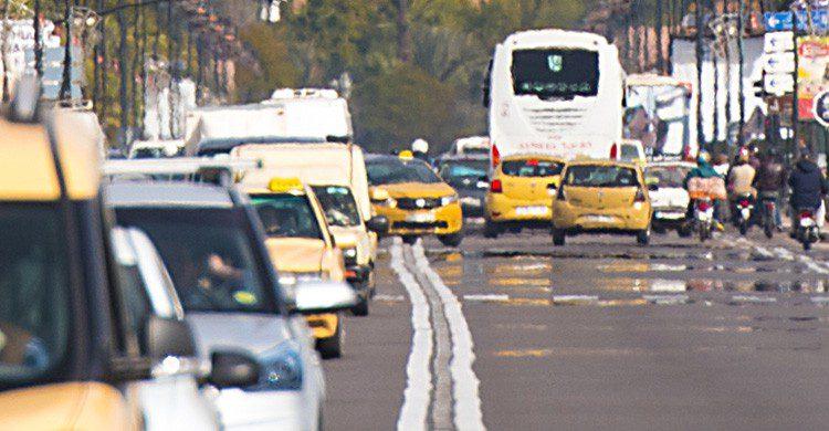 Vigila la velocidad con la que conduces en Marruecos (Fuente: iStock)