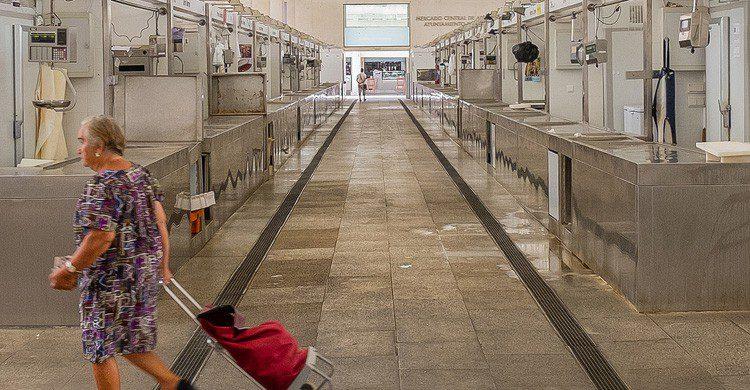 El mercado de abastos de Cádiz (Fuente: Jaime Crespo Garcia /Flickr)