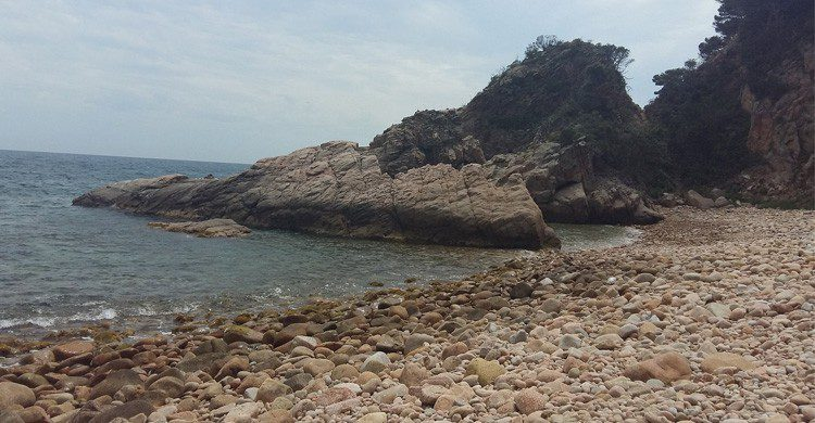 Cala Vallpresona en la Costa Brava (Fuente: Miquel Duran / Flickr)