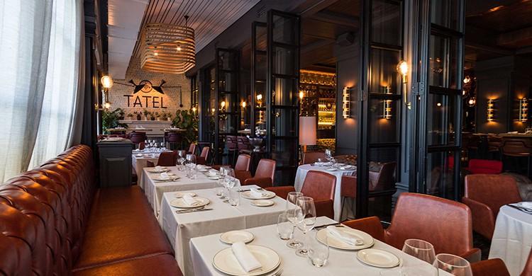 Restaurante Tatel en Madrid (www.tatelrestaurants.com)