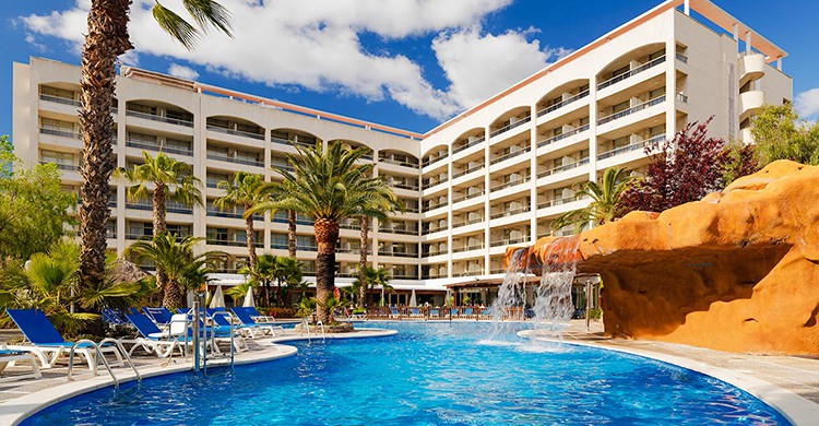 H10 Princess Salou (www.h10hotels.com)