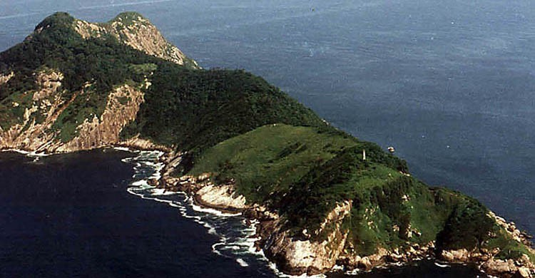 Snake Island (Isla Prefeitura de Itanhaém, Flickr)
