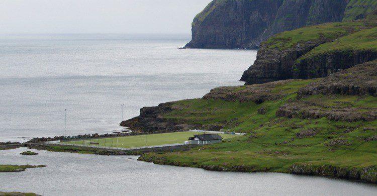El curioso estado de Eidi en las Islas Feroe (Fuente: iStock)