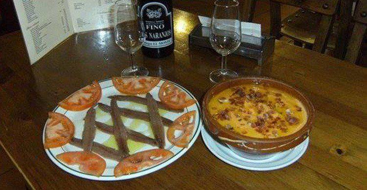 Taberna La Bodega en Córdoba (Fuente: Facebook La Bodega)