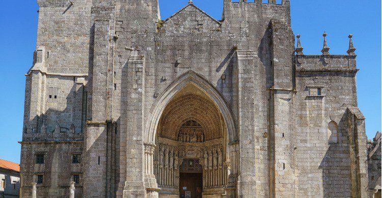 La espectacular catedral de Tui en Pontevedra (Fuente: iStock)