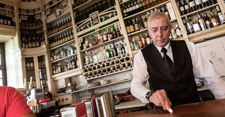 El Rinconcillo, uno de los restaurantes de Sevilla (www.elrinconcillo.es)