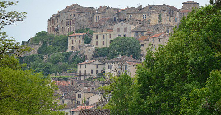 Cordes-sur-Ciel (Pixabay)