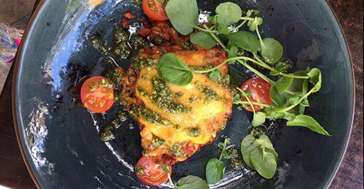 La Taraceina, uno de los restaurantes de Sevilla (Facebook)