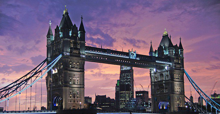Tower Bridge (Pixabay)