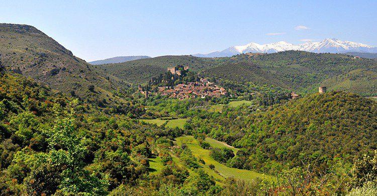 Castelnou (Pixabay)