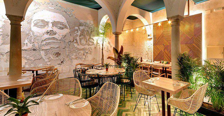 Lobo López,uno de los restaurantes de Sevilla (Facebook)