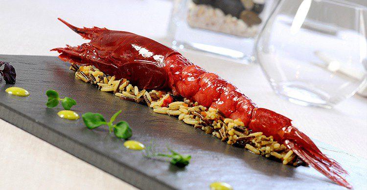Abantal, uno de los restaurantes de Sevilla (www.abantalrestaurante.es)