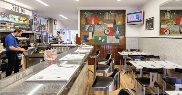 Café Santiago (www.cafesantiago.pt)