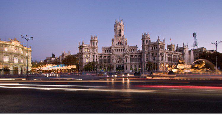 Palacio de Cibeles en Madrid (Fuente: iStock)