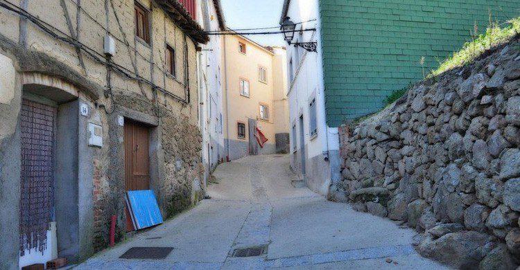 Rebollar en el Valle del Jerte (Fuente: Flickr / Jose Antonio Cotallo)