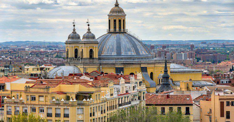 Basílica de San Francisco el Grande en Madrid (Fuente: iStock)